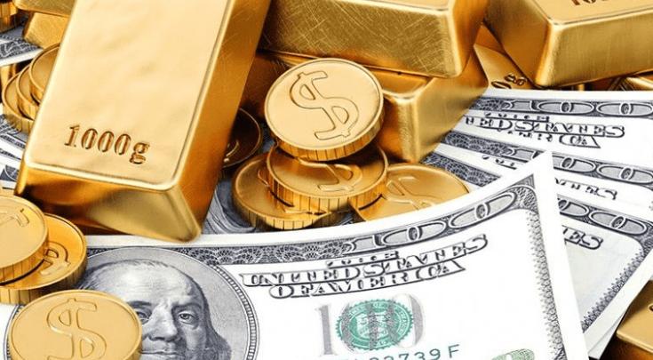 الذهب يتراجع في الاسبوع الأول من عام 2021