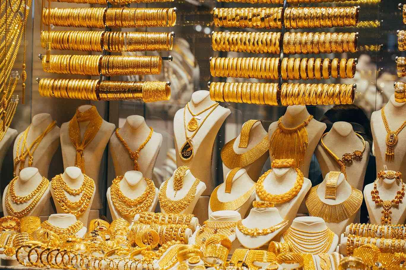 ارتفاع طفيف لأسعار الذهب في سوريا