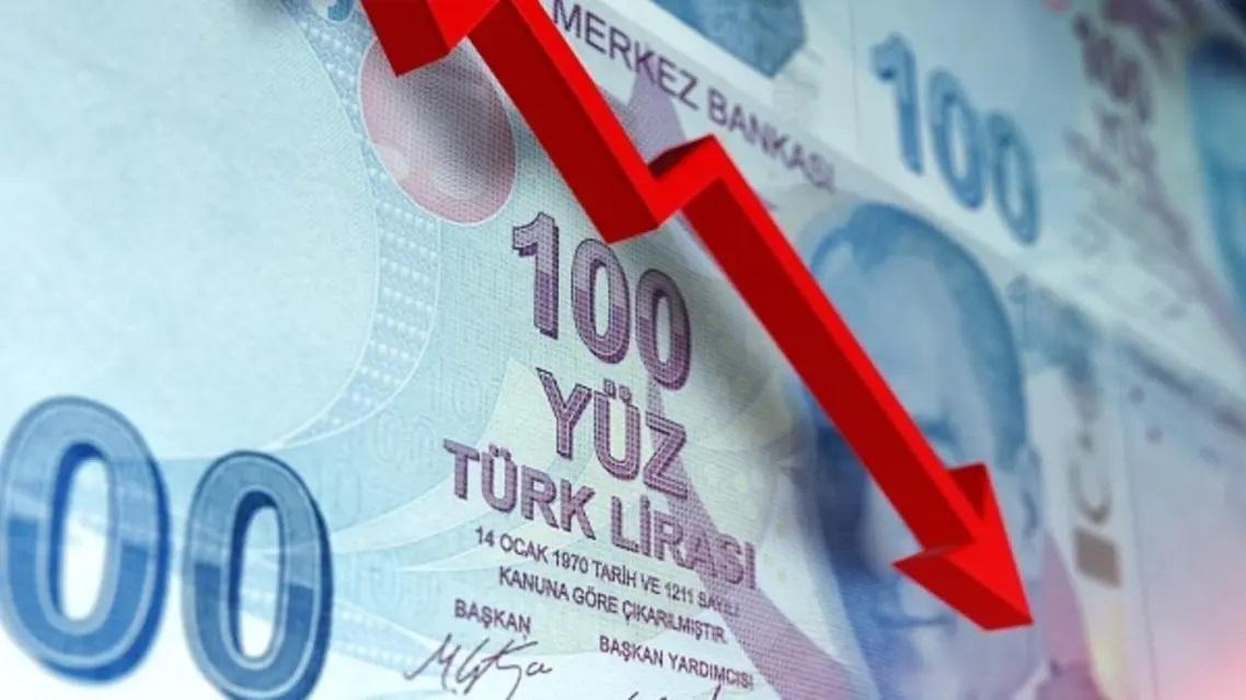 الليرة التركية تتراجع عالمياً ومحلياً