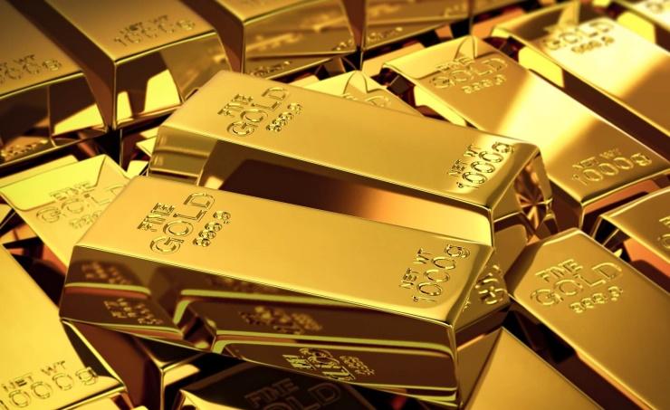 أسعار الذهب تنخفض في الأسواق العالمية وترتفع في الأسواق السورية