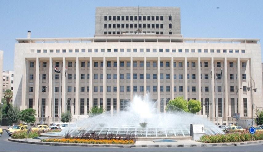 سعر جديد لدولار الحوالات وحاكم جديد لمصرف سوريا المركزي