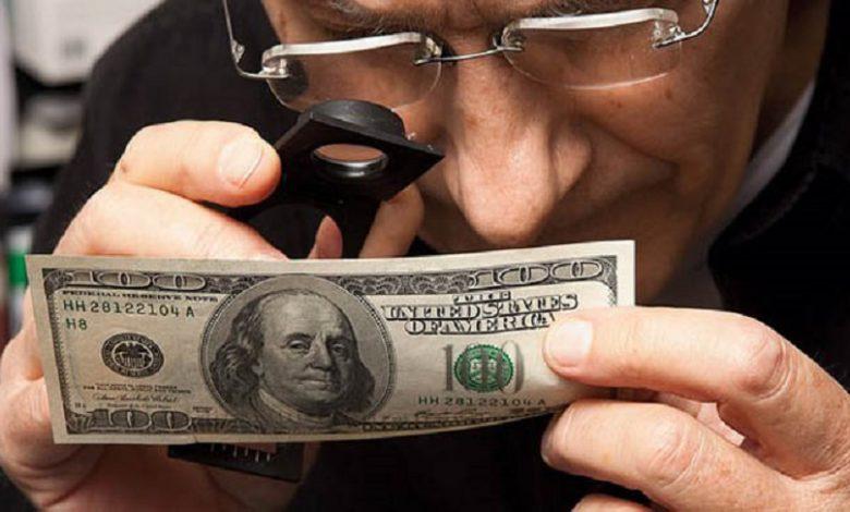 كيف تكشف الدولار المزور بدون أجهزة؟