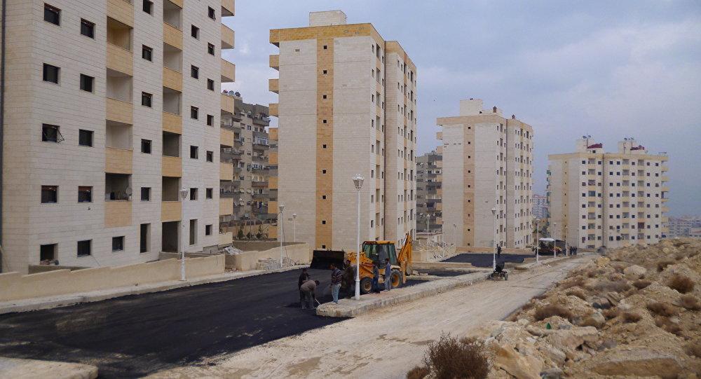 تكاليف إكساء الشقق في سوريا يسبب ركود في سوق العقارات