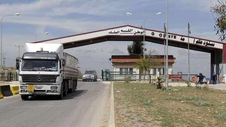 فايز قسومة: إعادة فتح معبر جابر نصيب لن تزيد حجم الصادرات