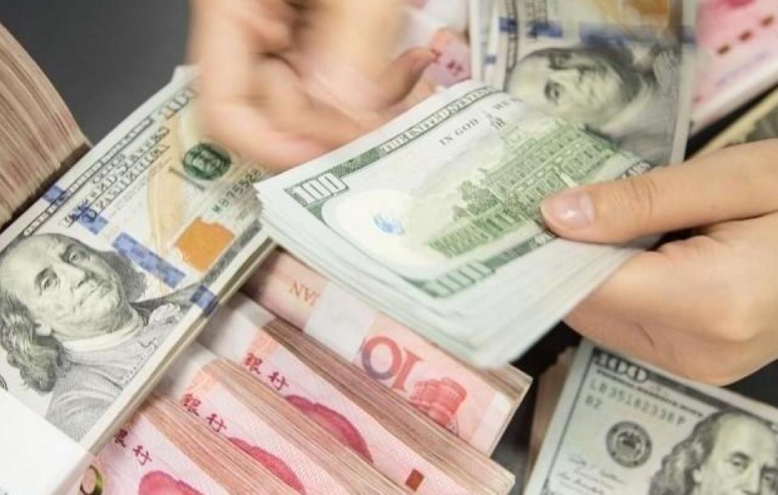 أسعار الصرف بالسوق السوداء في سوريا
