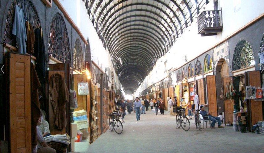 تأثير إغلاق المحلات بالشمع الأحمر على الاقتصاد السوري