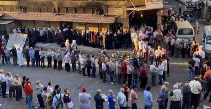 أزمة الخبز تعود إلى حلب