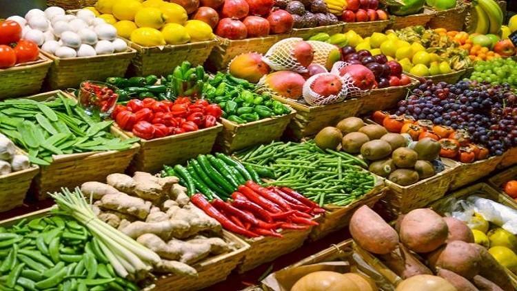 أسعار الخضار والفواكه في الأسواق السورية
