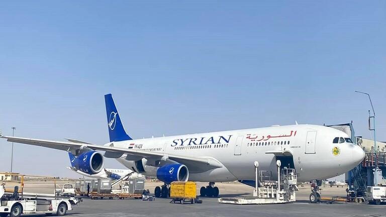 استئناف الرحلات الجوية بين دمشق ودبي والشارقة