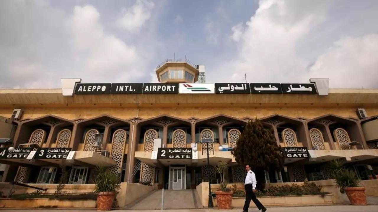 أجنحة الشام بدأت تنظيم رحلاتها الجوية من مطار بيروت إلى مطار حلب