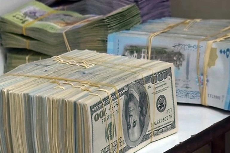 أسعار صرف العملات في سوريا بالسوق السوداء عند إغلاق يوم الاثنين 14 حزيران 2021