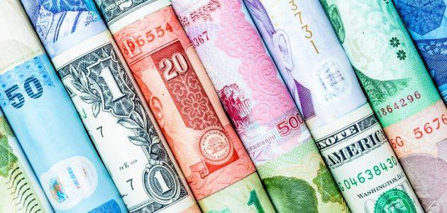 أسعار صرف العملات في سوريا بالسوق السوداء عند إغلاق يوم الخميس 23 أيلول 2021